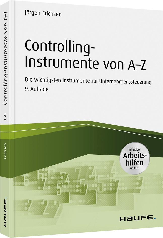 Controllinginstrumente von A-Z, Jörgen Erichsen, Haufe