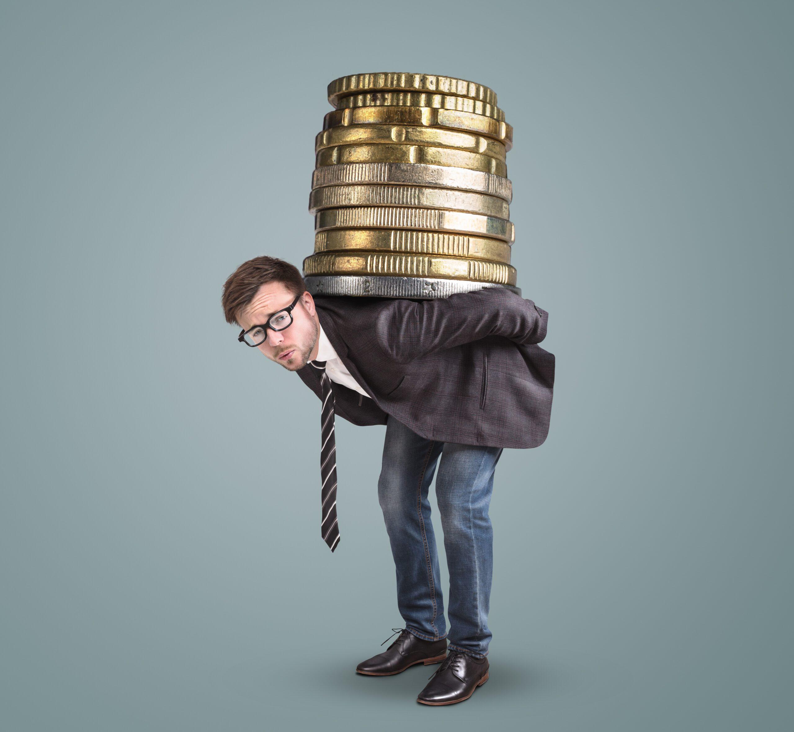 Liquiditätsprobleme