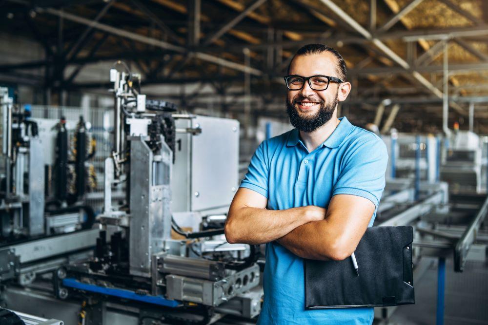 Unternehmensberatung Maschinenbau