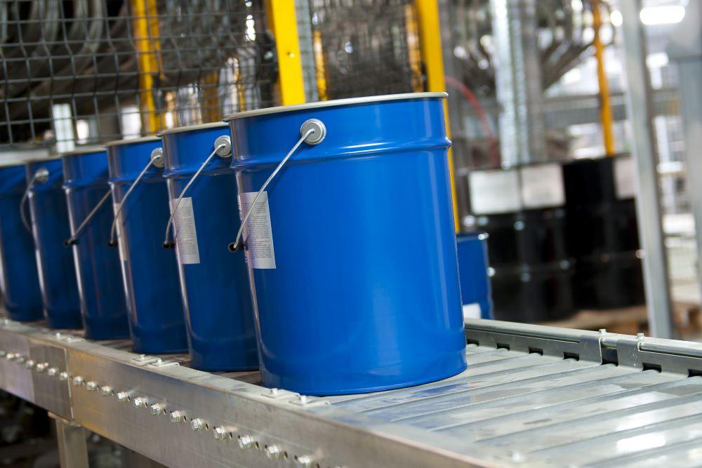 Unternehmensberatung für Farbenhersteller